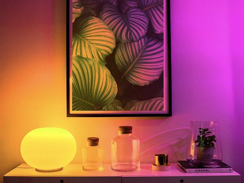Lifx Mini Led Light Bulb Lifestyle