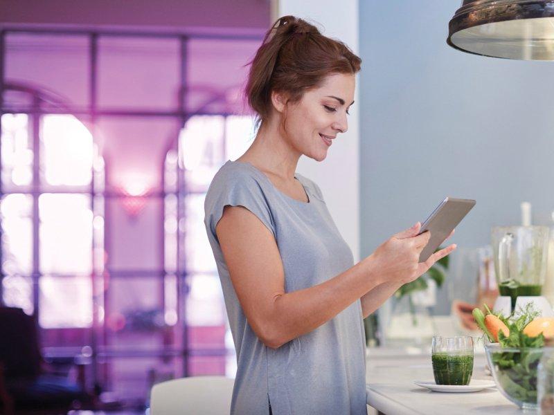 Sengled Smart Light Bulb Lifestyle