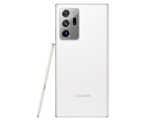Galaxy Note 20 Ultra Mystic White