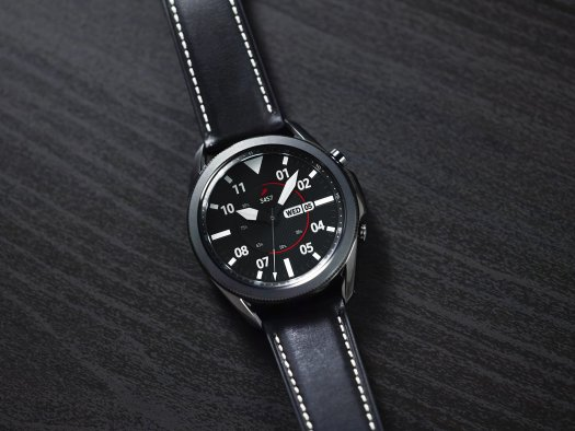 Galaxy Watch 3 Lifestyle Clockface