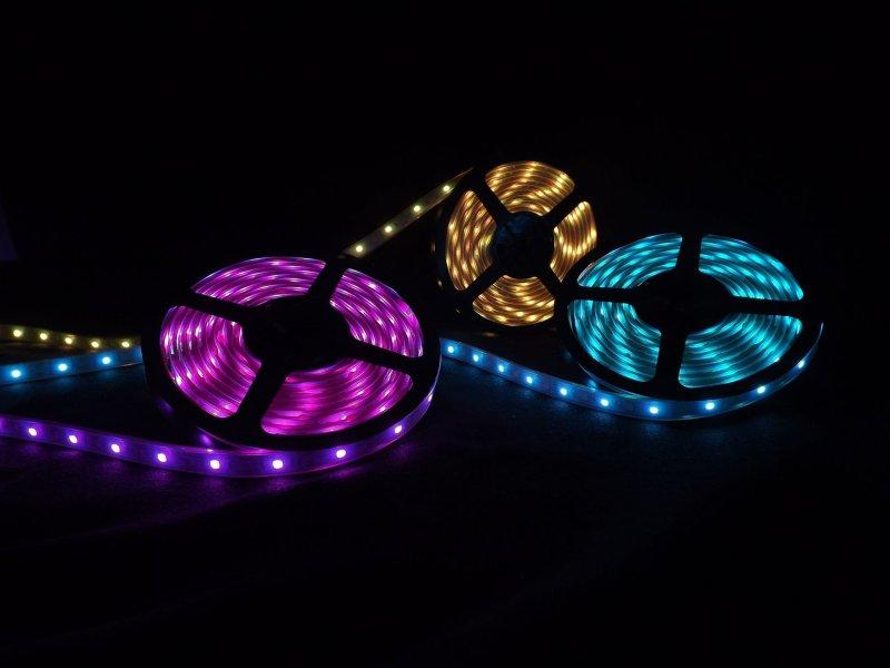Maxonar Led Light Strips Lifestyle