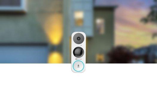 Ezviz Video Doorbell Official Lifestyle