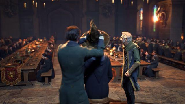 Hogwarts Legacy Sroting
