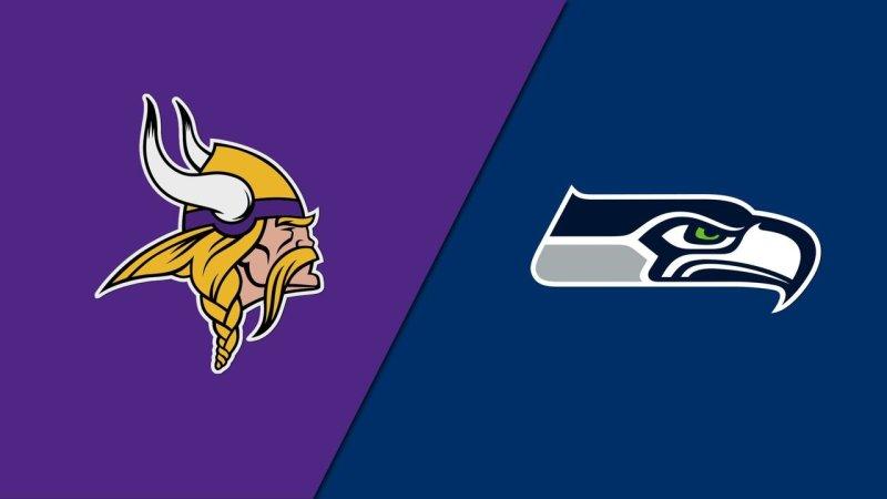 Vikings V Seahawks