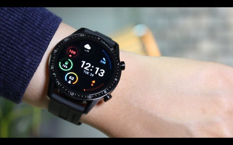 Huawei Watch Gt2 Pro Techradar