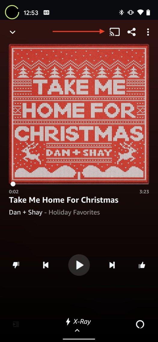 Stream Amazon Music App Step 2