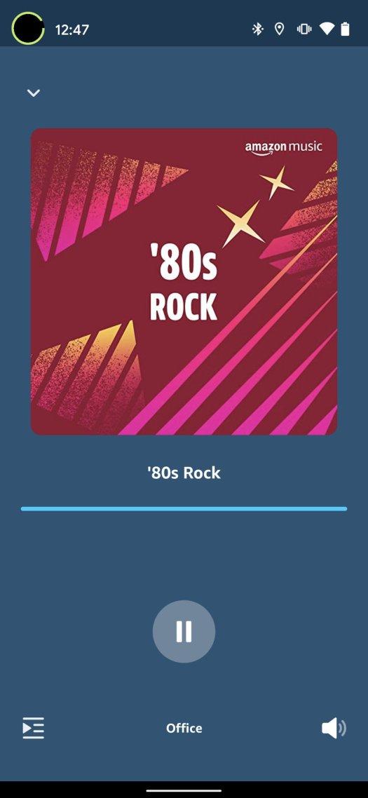 Stream Music Alexa App Step 4