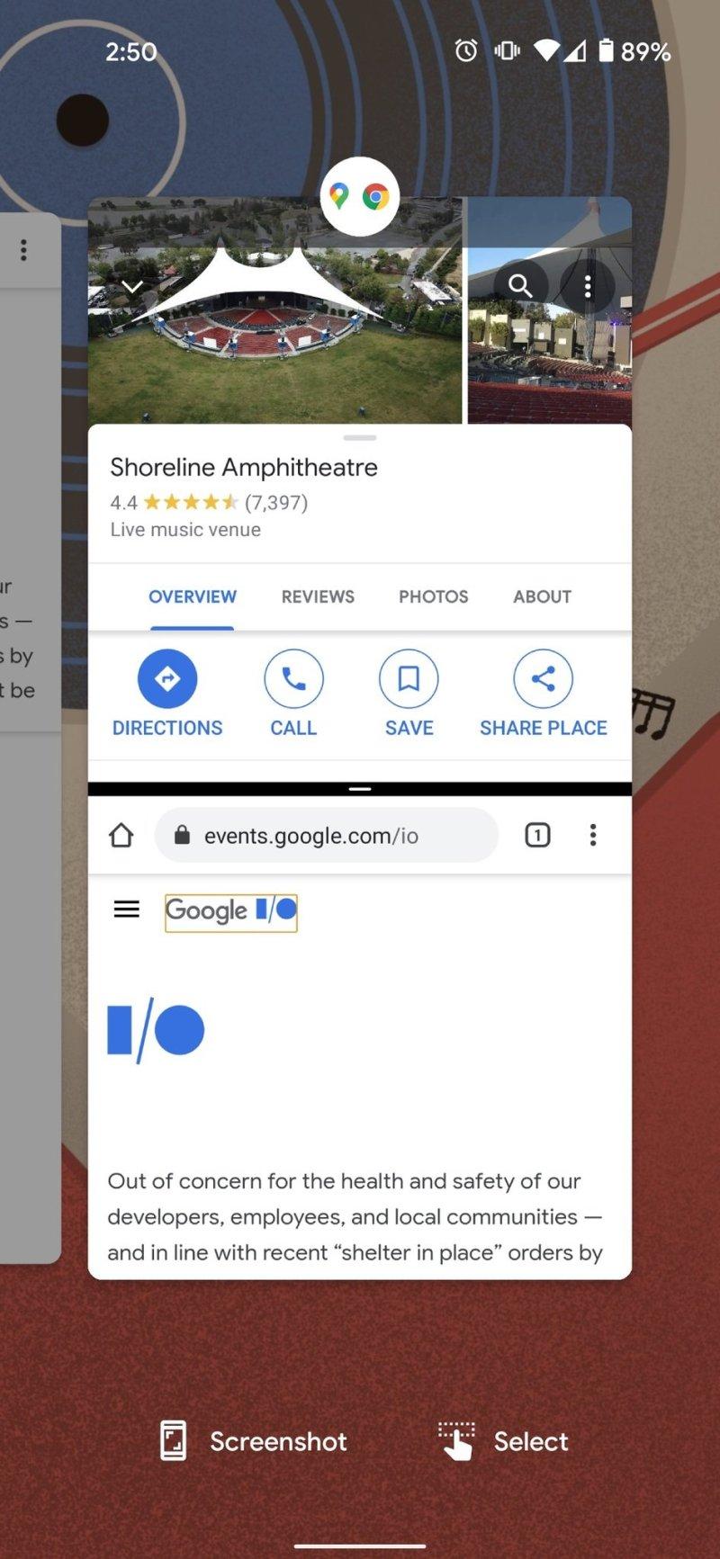 Android 12 App Pairs Mockup