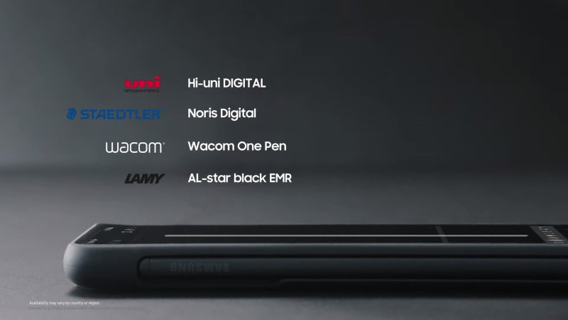 S Pen Third Party Models Coming