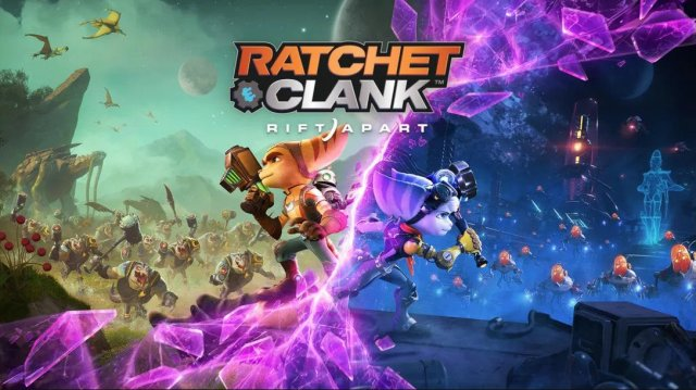 Ratchet And Clank Rift Apart Key Art