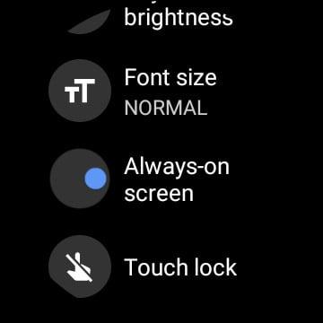 Wear Os Screenshot