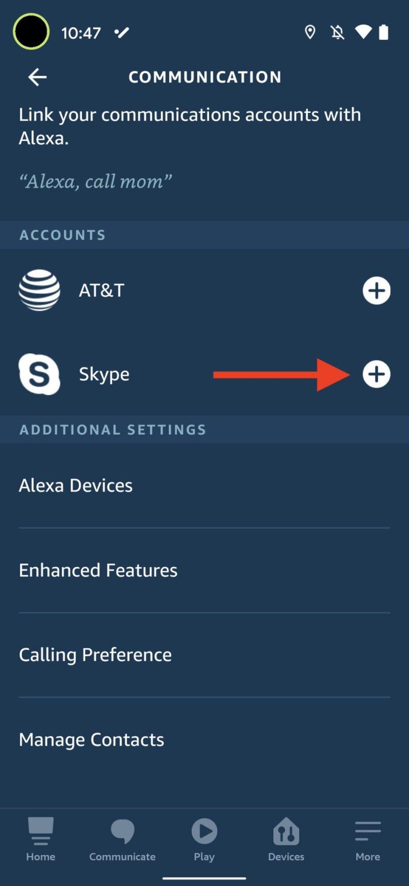 Alexa Skype 4