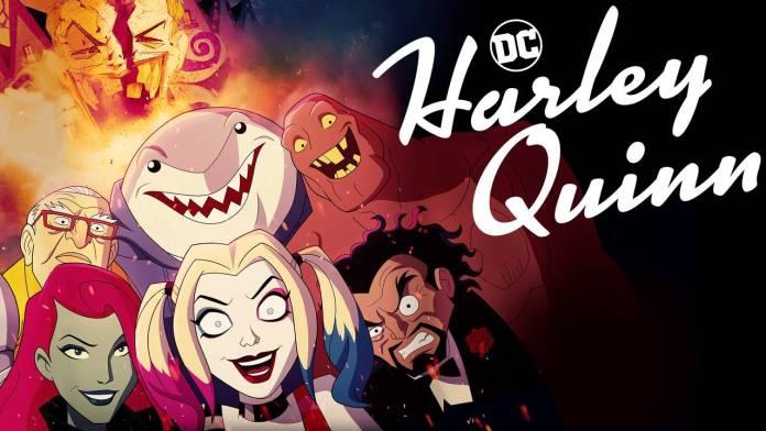 Harley Quinn Hbo Max