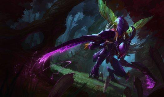 League Of Legends Wild Rift Kha Zix