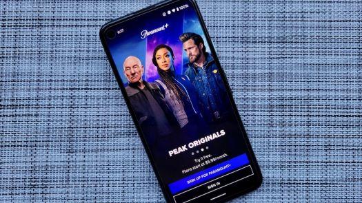 Paramount Plus App