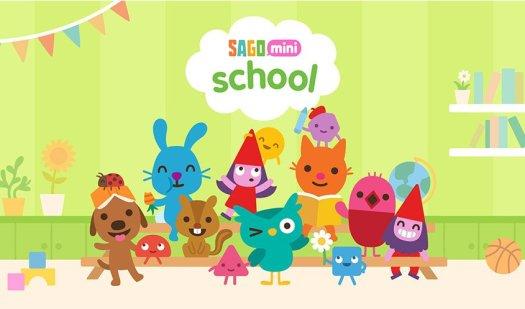 Sago Mini School