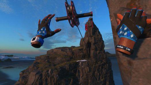 The Climb 2 Crytek Screenshot
