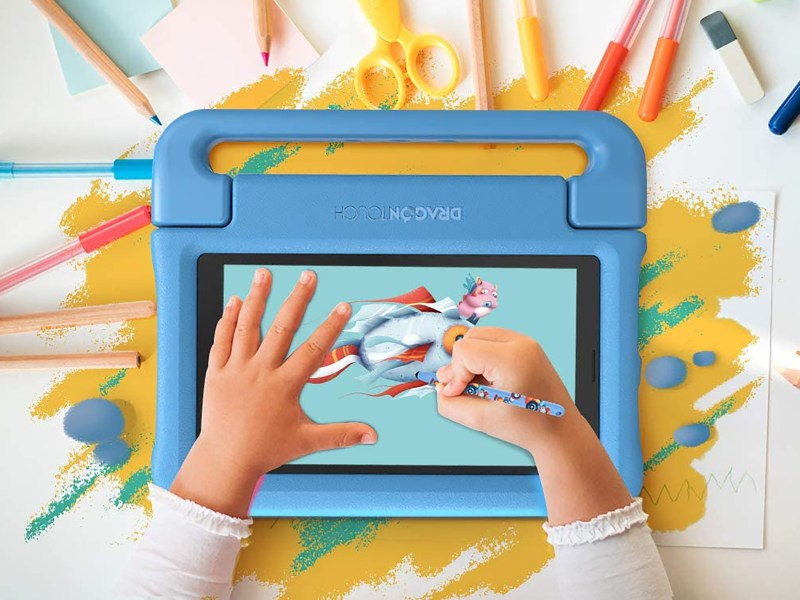 Draontouch Kidzpad Kids Tablet Lifestyle