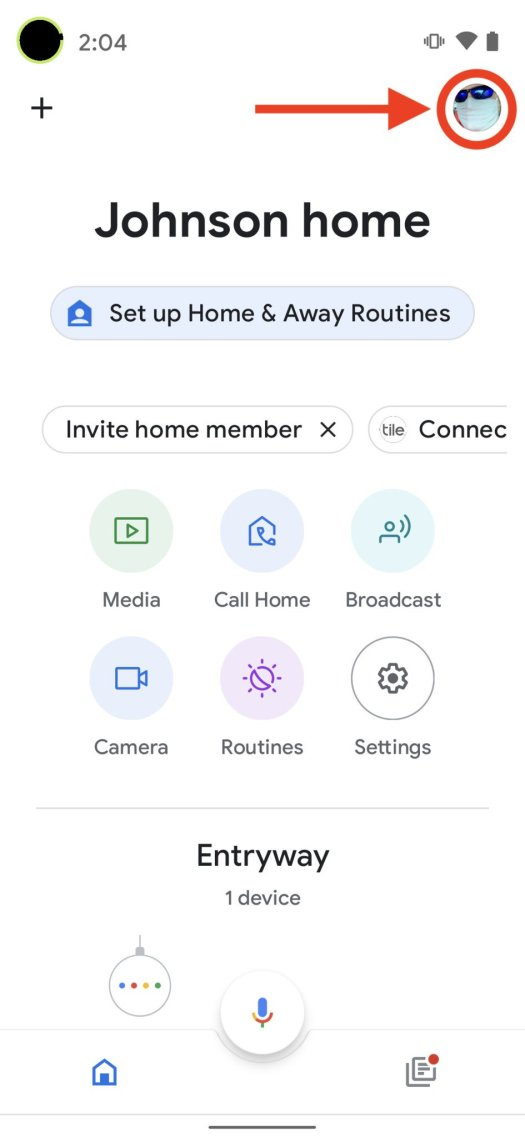 How To Zoom Nest Hub Max 1