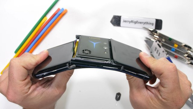 Lenovo Legion Duel Phone 2 Jerryrigeverything