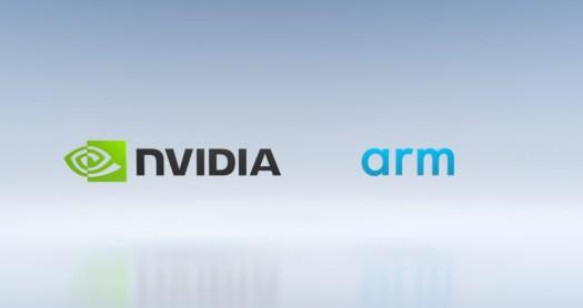NVIDIA - Arm Partnership Hero
