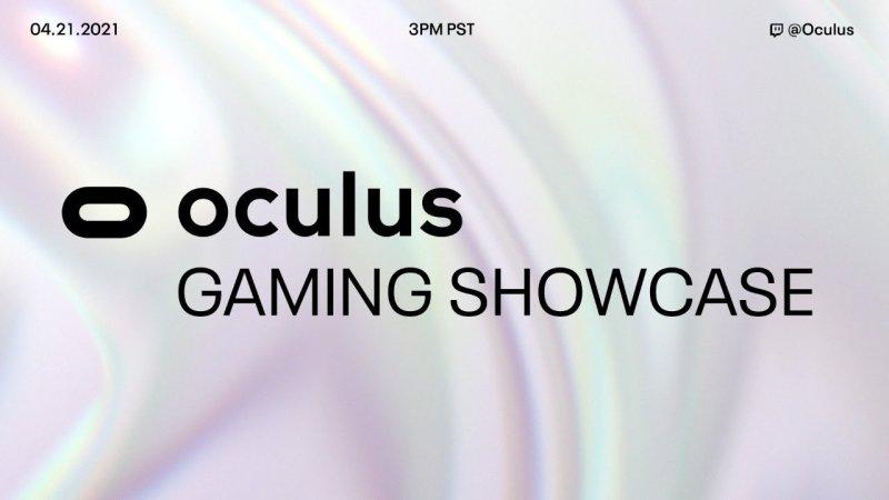 Oculus Gaming Showcase 2021 Teaser