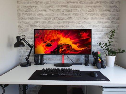 Acer Nitro Xz342ck Lifestyle
