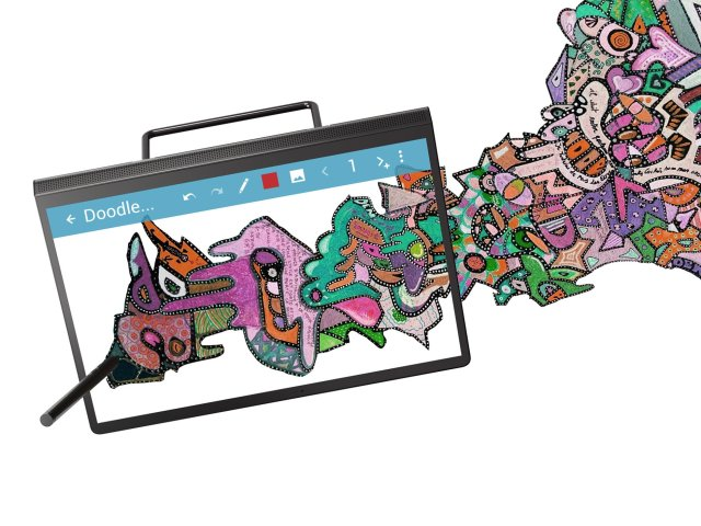 Lenovo Yoga Tab 13 Pen
