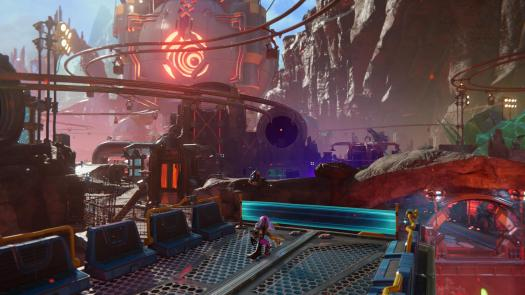 Ratchet And Clank Rift Apart Blizar Prime