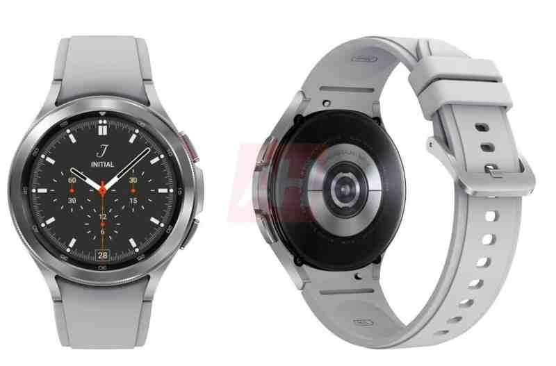 Samsung Galaxy Watch 4 Classic Leak Grey