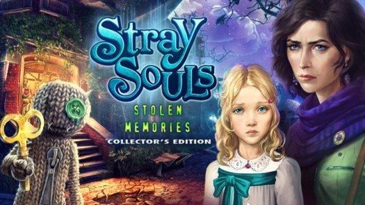 Stray Souls Stolen Memories