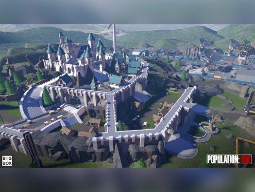 Population One Season 3 Castle Official