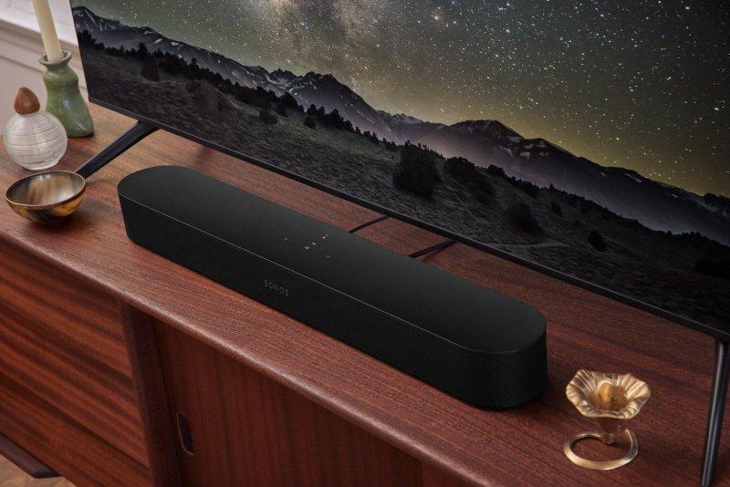 Sonos Beam Gen2 Credenza Black