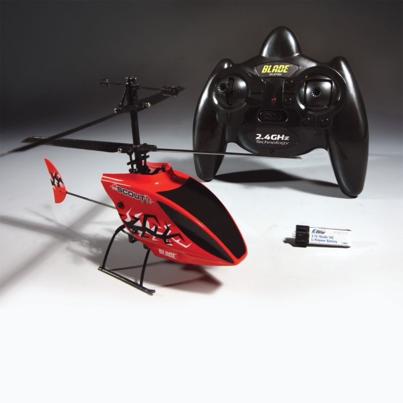 Blade Scout CX RC Helicopter