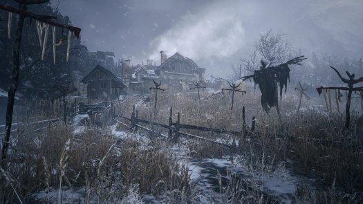 Re Village Announce
