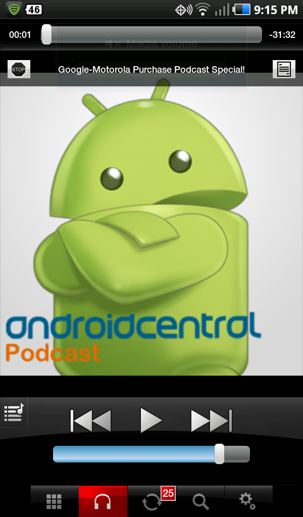 Android App Review Pocket Casts  Android Central
