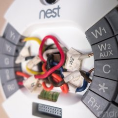 Nest Thermostat Wiring Diagram 2 Wire Cat5 Two Weeks With A | Android Central