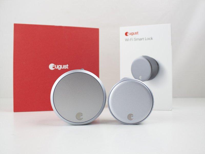 August Wi Fi Smart Lock Vs 3rd Gen