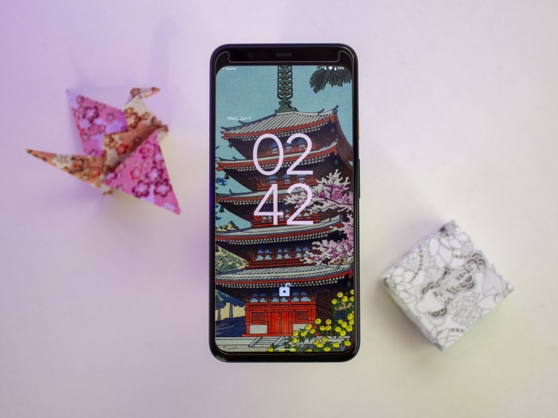 Android 12 Material You Pixel 4 Xl Theme Pink