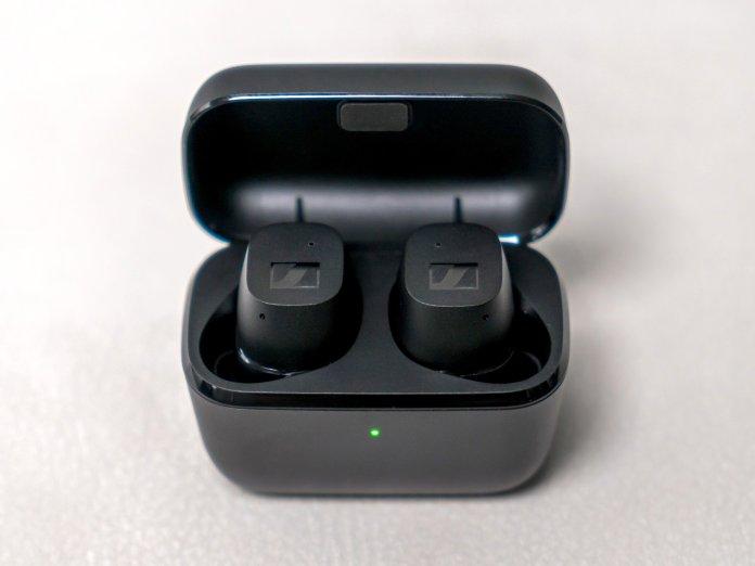 Sennheiser Cx True Wireless Open Case