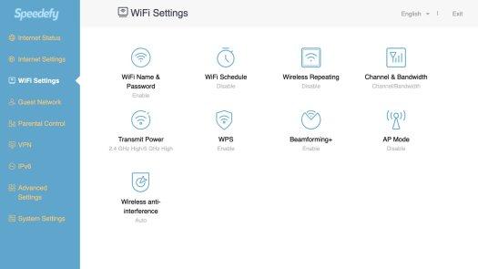 Speedefy K7W Router Review