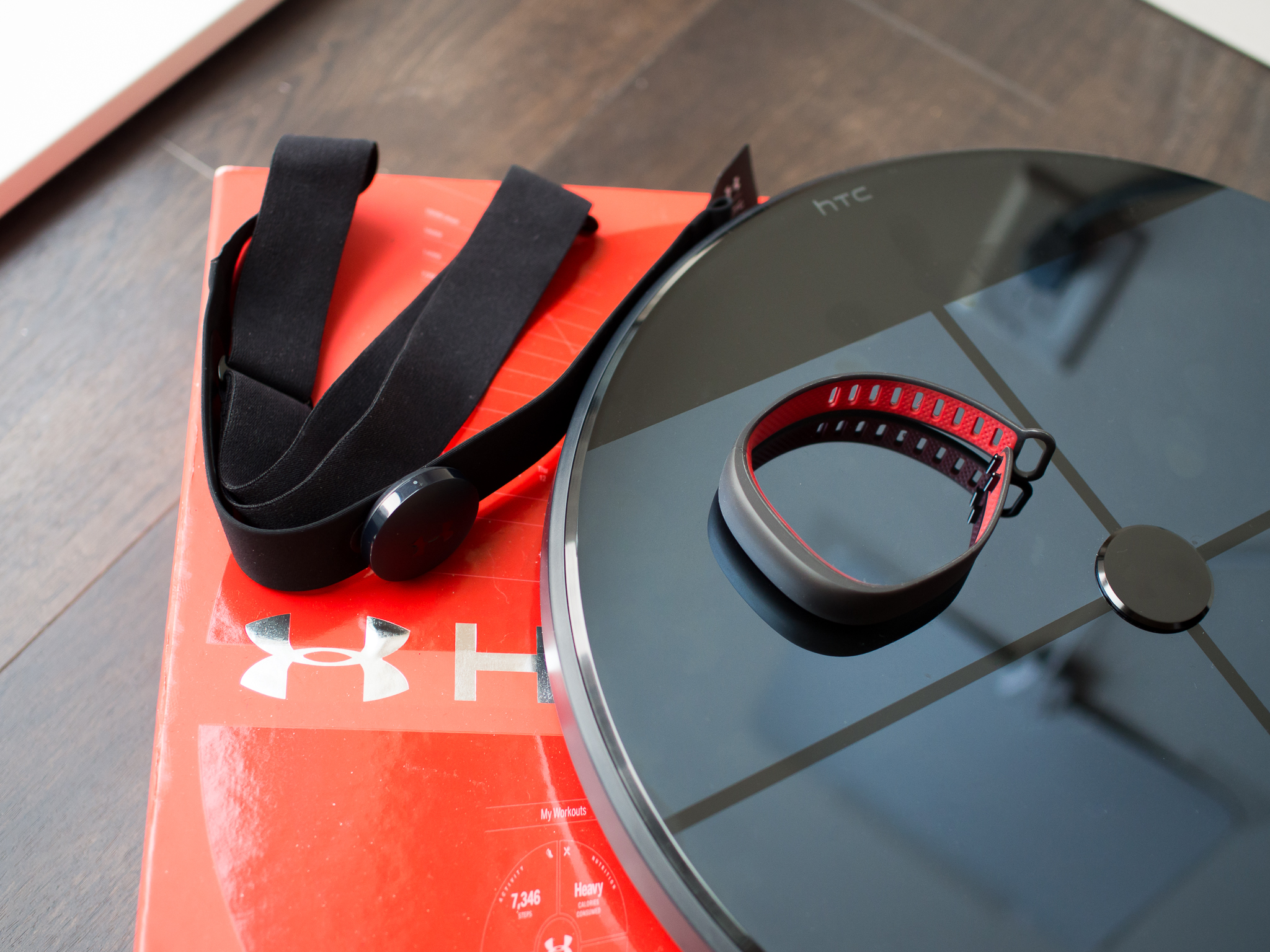 Under Armour Healthbox Review Android Central