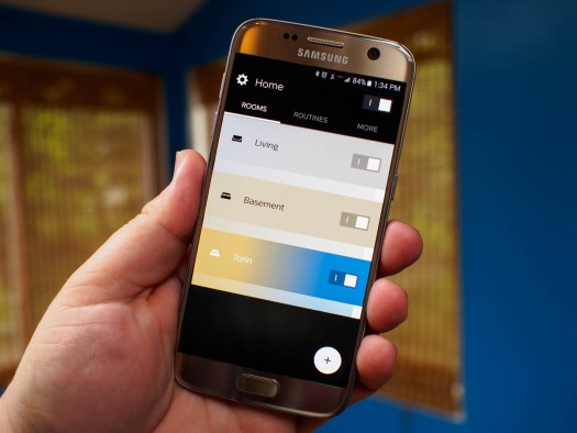 Hue UI on Android
