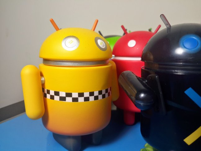 Android-figures Android and chill: Do the right thing Android