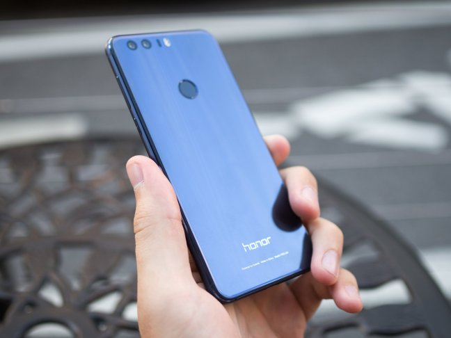 honor-8-blue-09 Honor 8 makes its debut in India for ₹29,999 Android