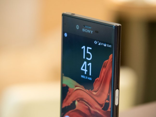 xperia-xz-8 Firmware flash enables fingerprint on U.S. Xperia XZ + X Compact Android