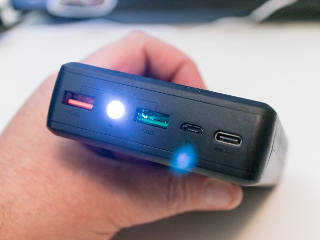 Aukeys 30,000mAh portable charger is a power users dream gadget