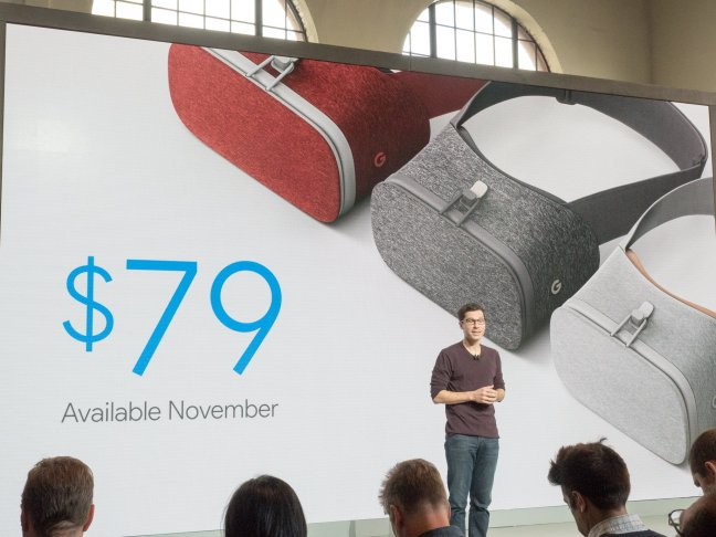pa040165165 First comparison: Google Daydream View vs. Samsung Gear VR Android