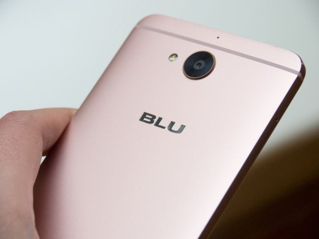 blu-vivo-6-6 First look: BLU Vivo 6 delivers metal body, fingerprint, 64GB storage for £185 on launch day Android
