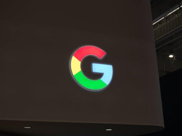 Android: Google logo